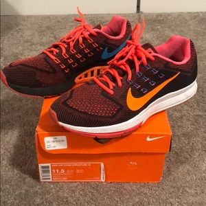 new arrival bb240 c69ad Nike Air Zoom Structure 18